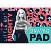 Альбом для малюв. на скобі 28/100 A4 з перфор. (для дівчаток) №130438/Yes/(6), фото 2