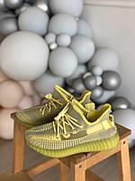 Женские кроссовки Adidas Yeezy Boost 350, Реплика, фото 1