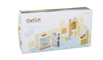 Іграшка дерев. Меблі 1 Cubika №12633