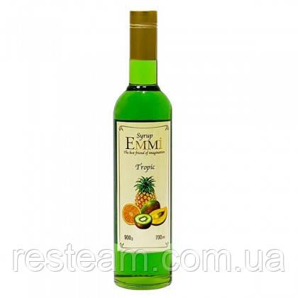 "Сироп Тропик ""Emmi"", 0,7л (900 гр)"