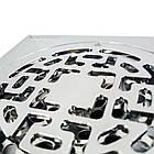 F7 Трап сливной MAGdrain CC06Q5-G хром 100х100 мм H-85, фото 7