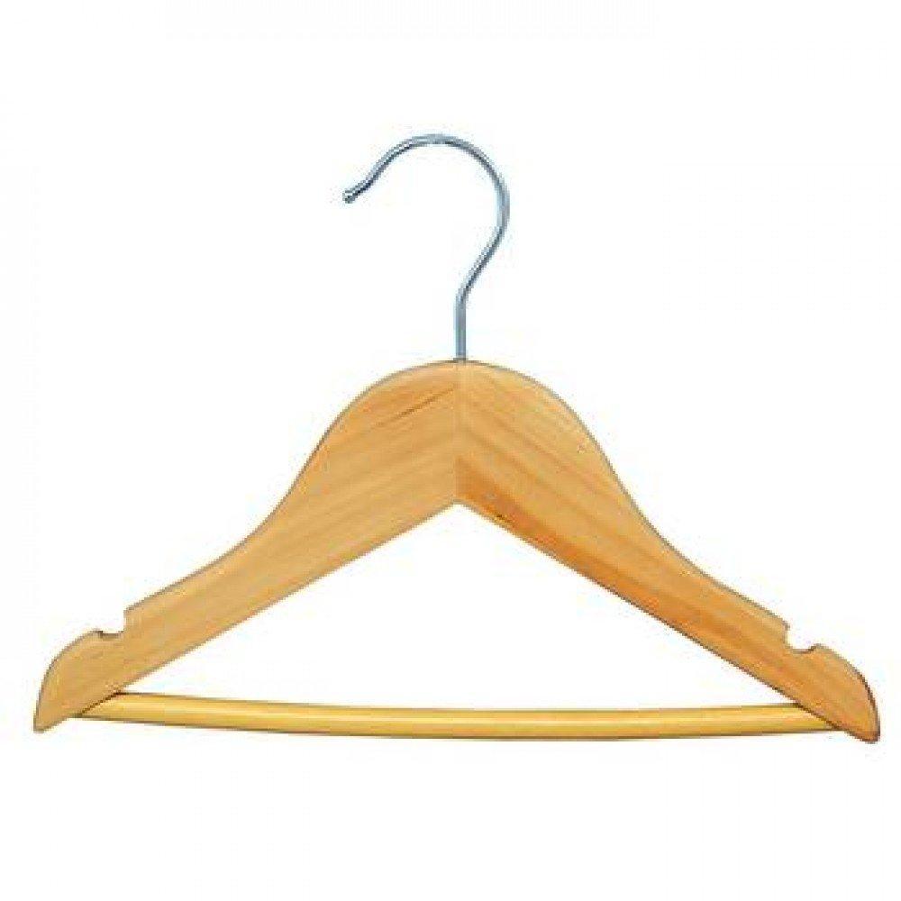 Плечики для одежды Мій Дім с перекладиной 33.5 х 1.2 см
