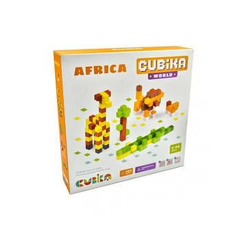 """Конструктор дерев.Cubika World """"Африка"""" №15306"""