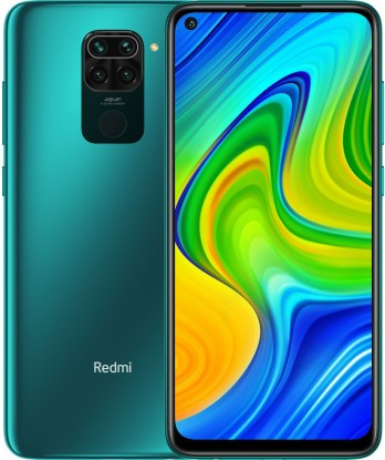 Xiaomi Redmi Note 9 4/128GB NFC Forest Green (Global Version)