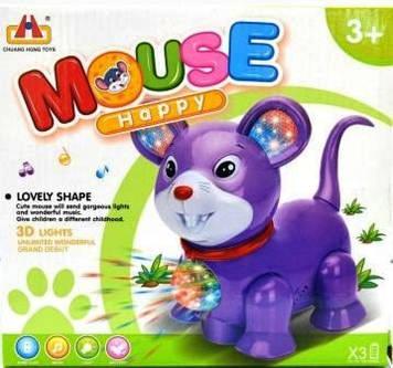 Мишка муз.,світ.,звук,рухається,в кор-ці,21х17х14см №9090В(24)(48) КІ