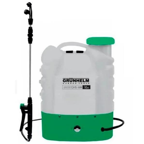 Опрыскиватель аккумуляторный Grunhelm GHS-16M