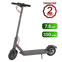 "Электросамокат Best Scooter 8,5"" 350W (Серый)"