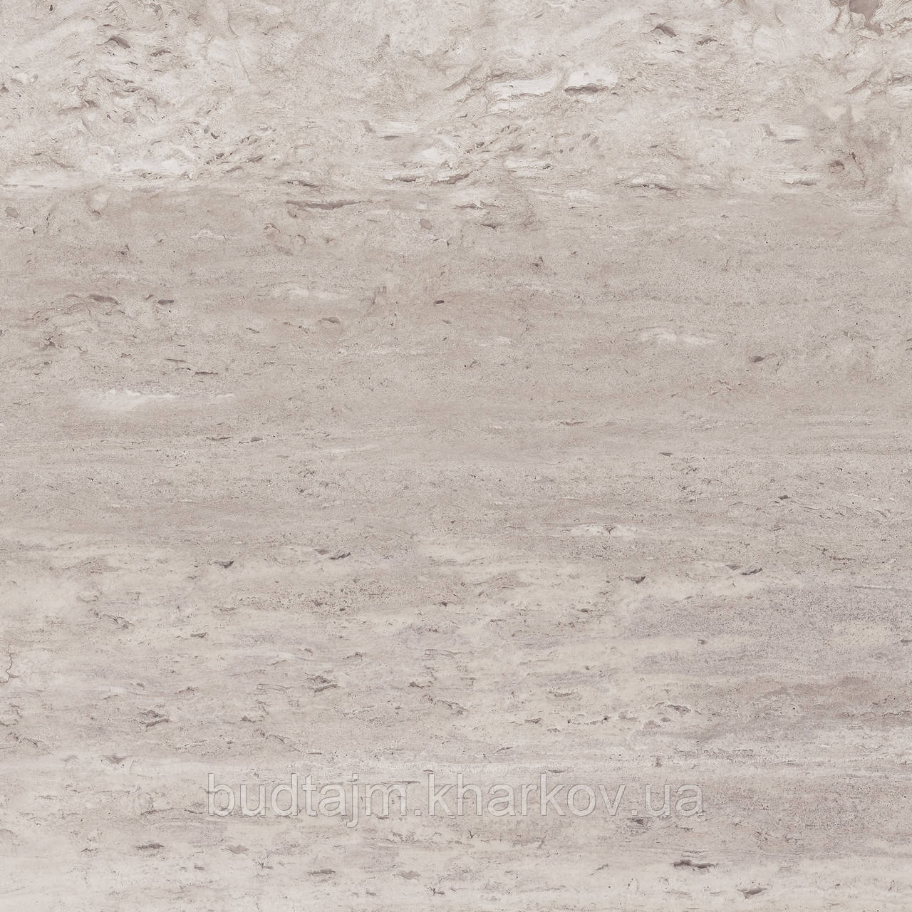 600х600 Керамогранит плитка пол Travertine Травертин светло-бежевый ректификат