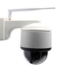 Наружная поворотная WiFi камера Wanscam K38C 2 MP Full HD 1920*1080 Face Detect