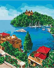Картина за номерами Острів Надії