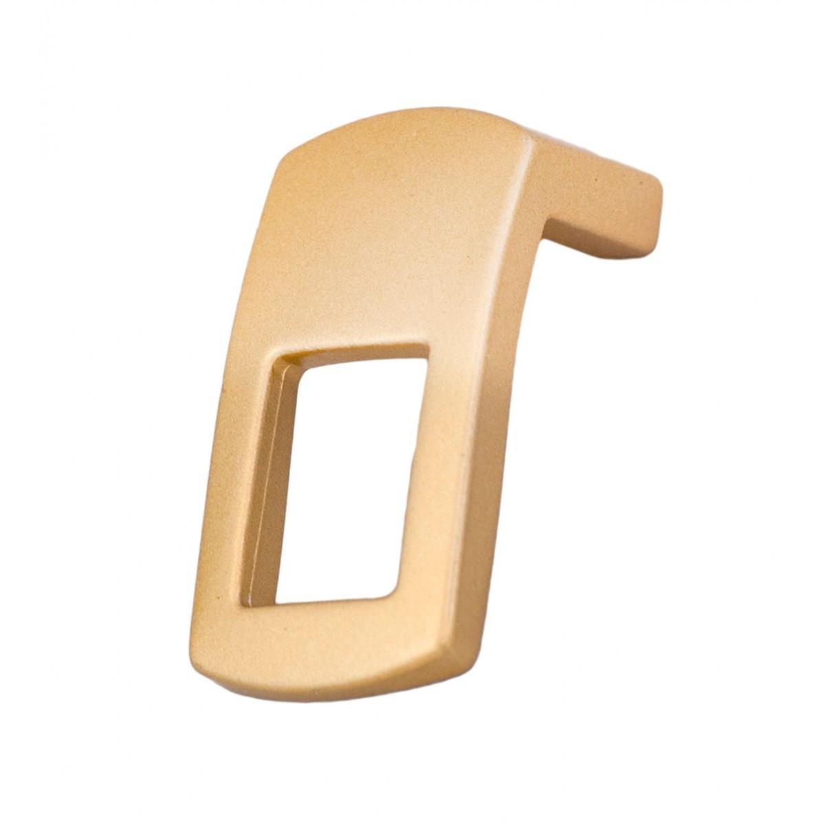 Ручка мебельная Ozkardesler 6063-04 PETEK DUGME Матовое Золото