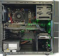 Игровой компьютер intel Core i7 3770 , Radeon RX 580 8GB , 16 GB DDR3 , SSD + HDD, фото 1