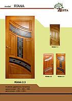 Міжкімнатні двері фото RÍANA