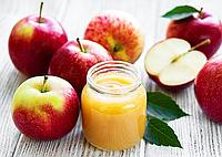 Пюре яблочное активная кислотность 3.0-4.0% 1кг