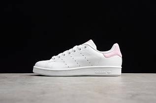 Кросівки жіночі Adidas Stan Smith / ADW-208 (Репліка)
