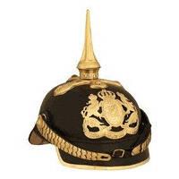 Германский шлем пикелхельм. BAVARIAN.PICKELHAUBE (REPRO)