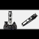 Професійна машинка для стрижки волосся і бороди Gemei GM-592 10-в-1, фото 3