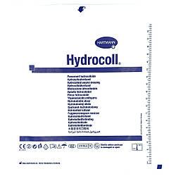 Hydrocoll Thin / Гидрокол Тонкий 10x10см - гидроколоидная повязка, поглощающая, стерильная 1шт