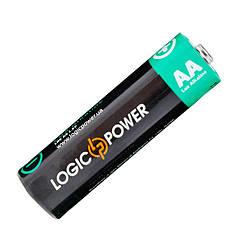 ☛Батарейка Logic Power AА LR6 бл. 4 шт солевая