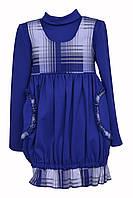 """Платье  детское  М -822 с длинным рукавом рост  128 тм """"Попелюшка"""", фото 1"""