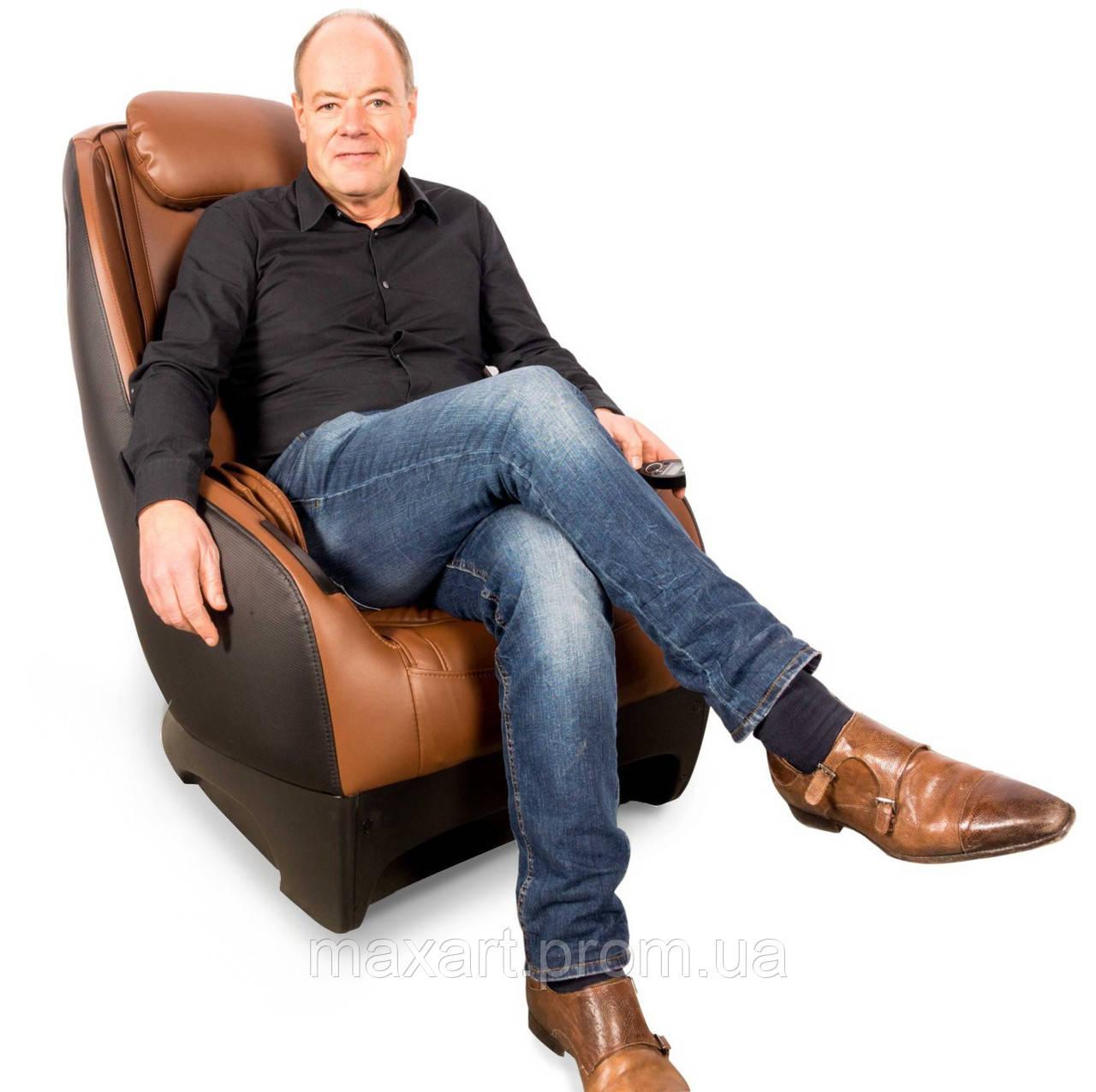 Массажное кресло BigLuck - Brown