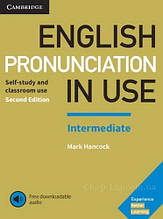 English Pronunciation in Use 2nd Edition Intermediate with key and Downloadable Audio / Книга с ключами