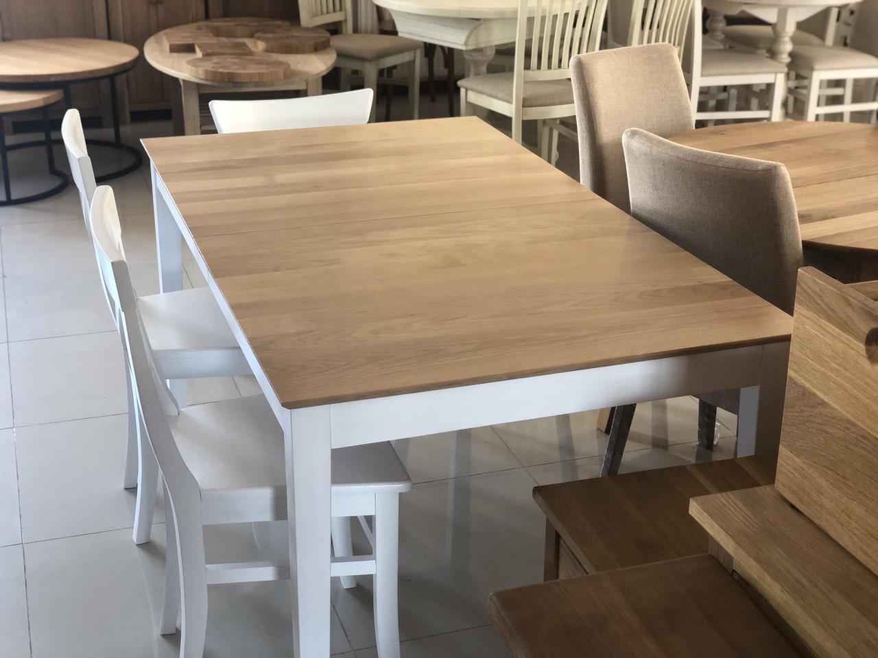 Стол деревянный Торино 160 GOOD WOOD Рускополянский Мебельный Комбинат Явир