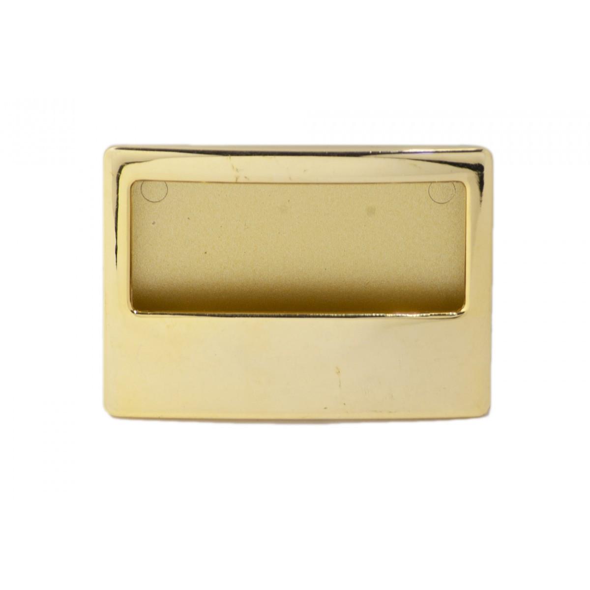 Ручка мебельная Ozkardesler 5116-01 GOммE 32мм Золото