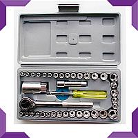 Набор инструментов Piece Tool Set (40 предметов)