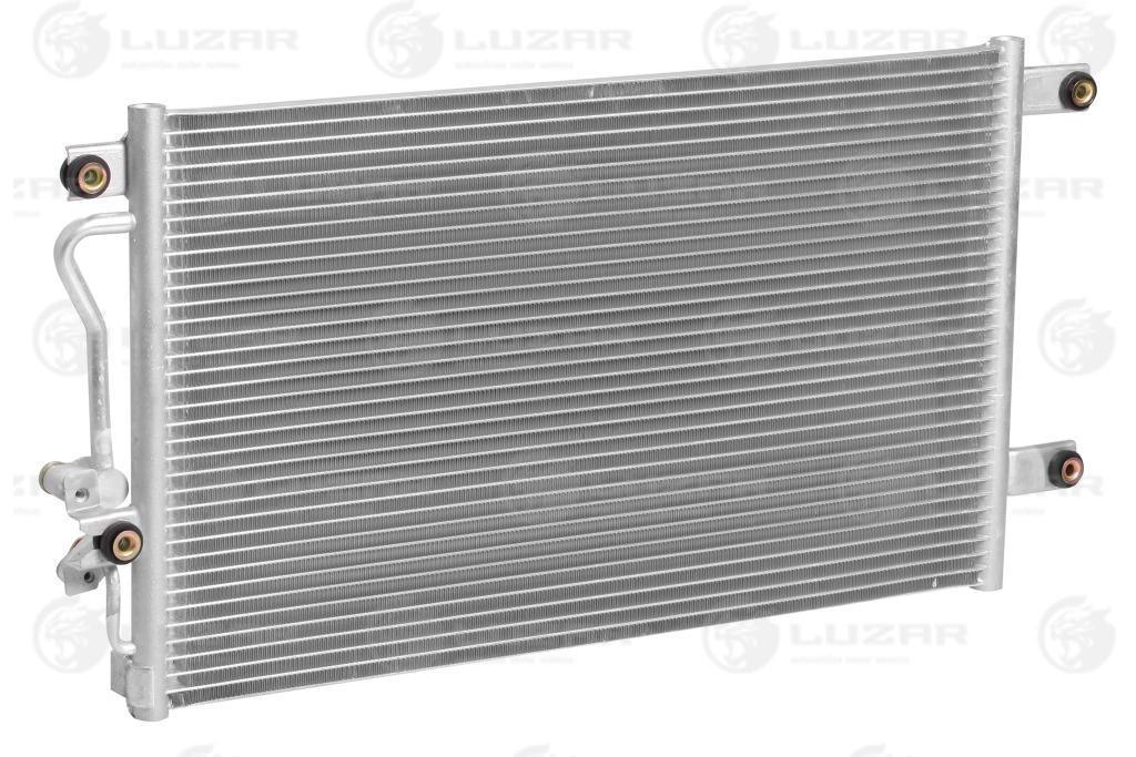 Радиатор кондиционера Mitsubishi Pajero Sport (K90) (98-) M/A  LRAC 1126 LUZAR MR360415 MR398788 7812A035