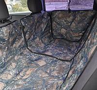 4 в 1 Универсальный чехол трансформер для авто Dabl Hunter ВOX автогамак для перевозки собак