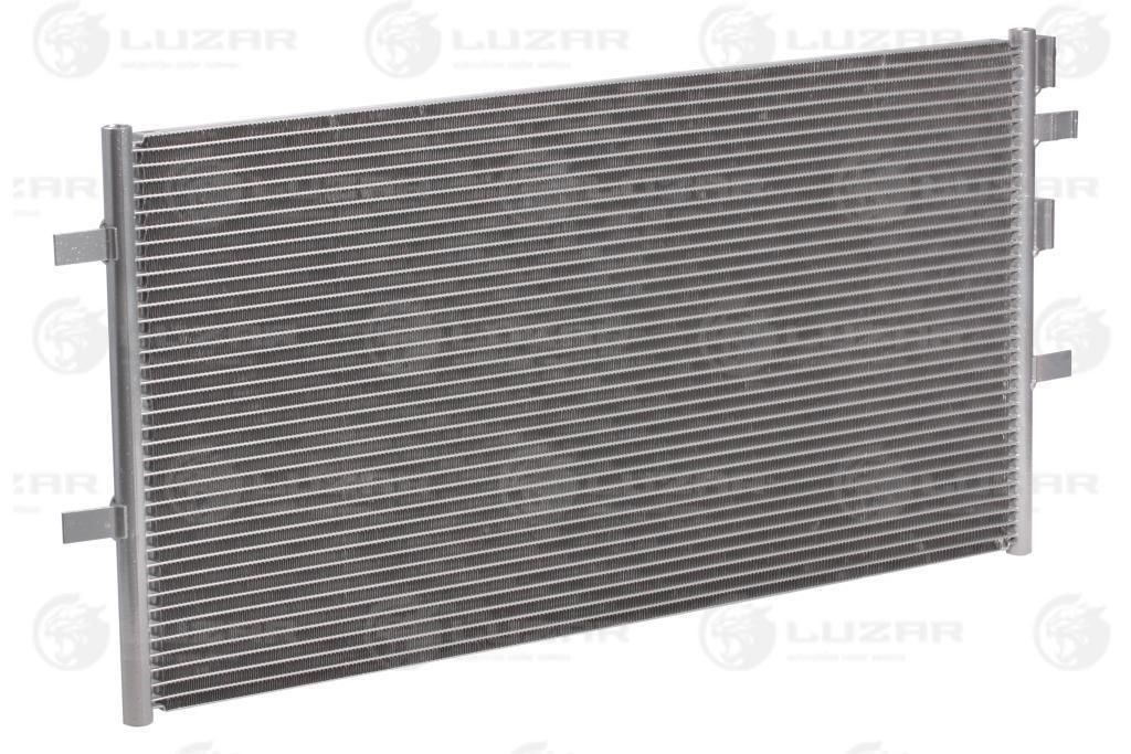 Радиатор кондиционера Ford Transit (06-) LRAC 10CC LUZAR 1383318 1371571 1485358 6C1119710AC 6C1119710AB