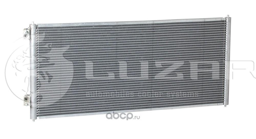 Радиатор кондиционера Ford Transit (00-) LRAC 10BA LUZAR  4471423 YC1H19710BA YC1H19710BB 4041973 1671707
