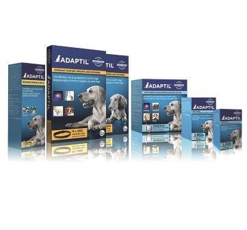 Заспокійливі засоби Ceva Adaptil для собак