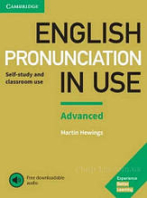 English Pronunciation in Use Advanced with answers and Downloadable Audio  / Книга с ответами