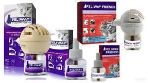 Заспокійливі засоби Ceva Feliway для кішок