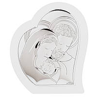 """Ікона срібна """"Свята Сім'я"""" (39х49 см) 81330.6 LBI"""