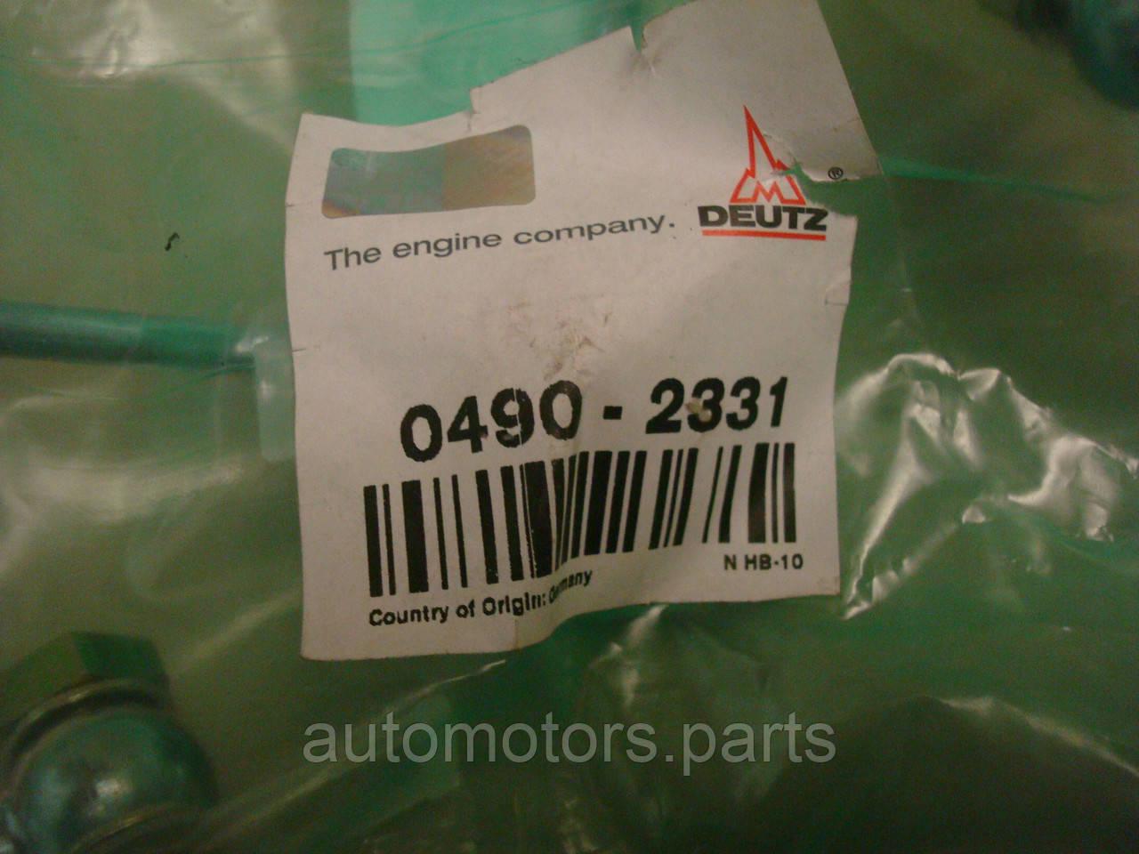 Топливопровод Deutz 04902331