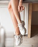 Кросівки жіночі беж, фото 2