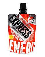 Энергетический гель Extrifit Express Energy Gel 80 г Лимон