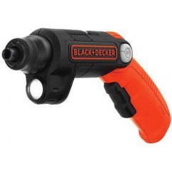Шуруповерт Black&Decker аккум. отвертка BDCSFL20C 4В, Li-Ion.