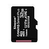 Карта памяти microSDHC Kingston 32GB Canvas Select Plus V10 A1 Class 10 UHS-I U1 (R100MB/s), фото 2