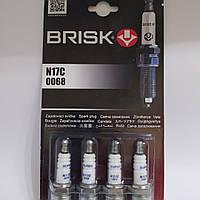 Свеча зажигания BRISK N17C