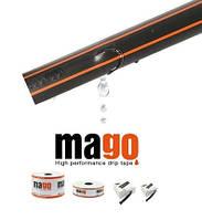 Капельная лента Mago 6mils 10см, 3000м (Италия)