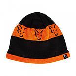 Шапка Fox Black/Orange Beanie, фото 2