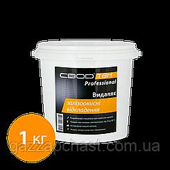 Средство для удаления железоокисных отложений (черный налет на трубах) СВОД-ТВН Professional, 1кг  СВ03