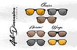 Солнцезащитные очки Korda Wrap Sunglasses, фото 4