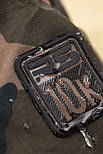 Куртка водонепроницаемая Fox Chunk LW Camo RS 10k Jacket L, фото 3