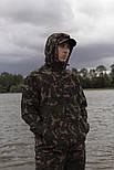 Куртка водонепроницаемая Fox Chunk LW Camo RS 10k Jacket L, фото 8