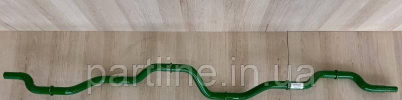 AZ58845 Вал соломотряса John Deere 9640, 9680 задний 6 клавиш  (пр-во Германия)